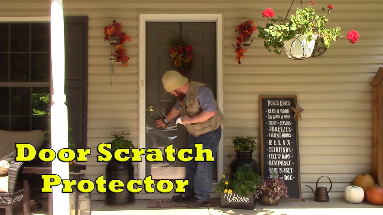 Door Scratch Protector Review Youtube