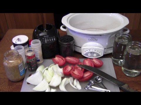 Black Beans In Crock Pot