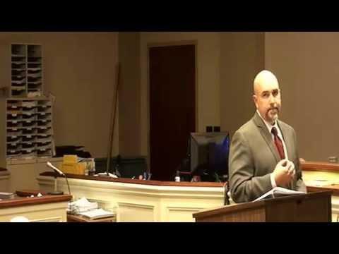 Stangeland Trial - Closing Arguments - Part 2 - 5/6/15