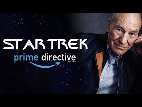 Star Trek: Picard | Amazon Prime Distribution & Future Of Trek Streaming Services