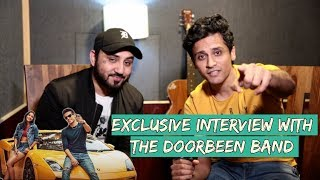Lamberghini Song |  The Doorbeen Band - Interview with Singer Onkar and Baba