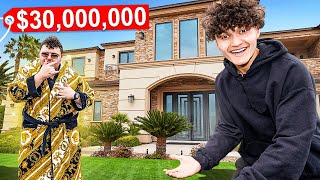 Living With The Richest Kid in America for 24 Hours