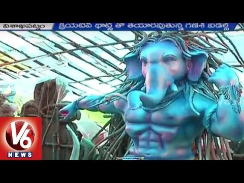 Creative ganesh idols bahubali ganesh idol ganesh chaturthi creative ganesh idols bahubali ganesh idol ganesh chaturthi visakhapatnam v6 news youtube thecheapjerseys Image collections