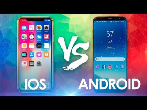 видео: android vs ios - МОЙ ОПЫТ. Что лучше?