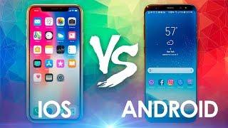 Android vs IOS - МОЙ ОПЫТ. Что лучше?