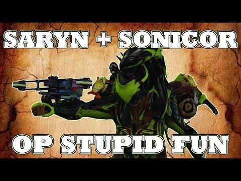Saryn Synergy -