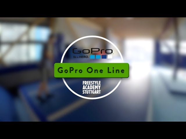GoPro One Line w/ FAS Trampers // Freestyle Academy Stuttgart