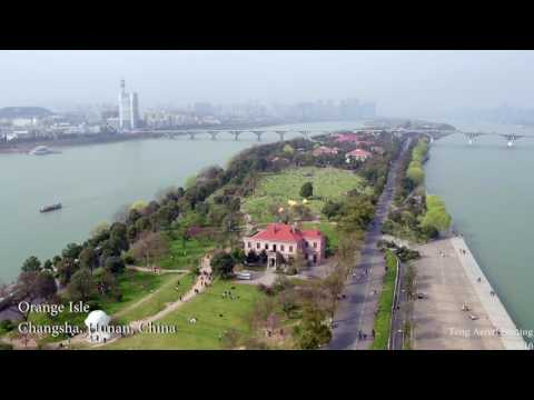Beautiful south China - Lanshan, Foshan, Changsha [4k][Aerial]