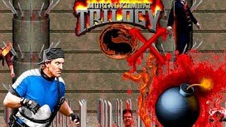 Mortal Kombat Trilogy Extended (Alberto Blaze) -Stryker- Walkthrough thumbnail