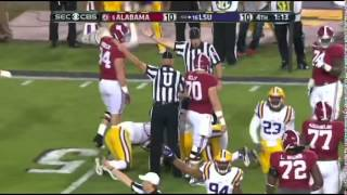 Alabama Crimson Tide 2014 Highlights