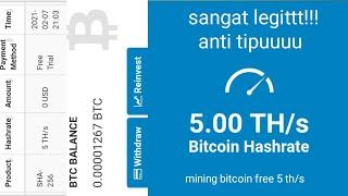 menambang bitcoin gratis tanpa depozit