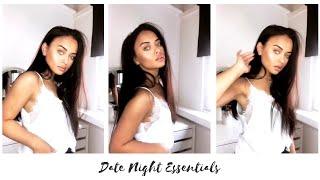 Date Night Essentials | Makeup, outfit, tips ♡