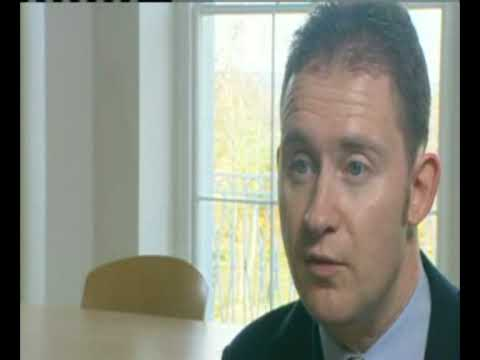 Patrick Leddy appears on TV3's Business Matters