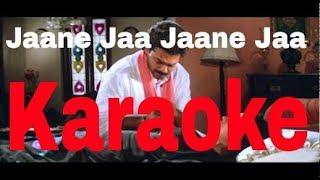 Jaane Jaa Jaane Jaa Karaoke - Anari ( 1993 ) Udit Narayan