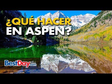 Qué hacer en Aspen, Colorado