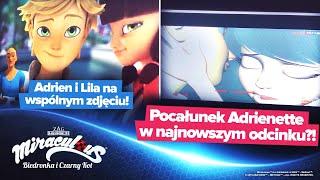 Pocałunek Adrienette?! Lila i Adrien na wspólnym zdjęciu!  | MIRACULUM S3: The Puppeteer 2 (15)