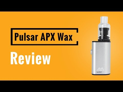Pulsar APX Wax Review – Vapesterdam
