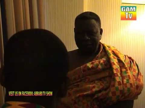 MR ABRAHIM KWAKU ADUSEI — WORLD BEST COCOA FARMER 2014