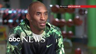 Kobe Bryant Explains His Decision to Retire
