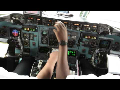 African Express MD-82 Landing at Berbera, Somaliland