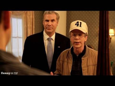 Presidential Reunion: Bush Sr. vs. Bush Jr.