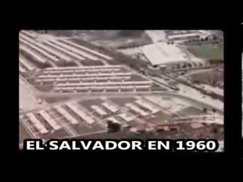 EL SALVADOR NOSTALGIAS DE 1960