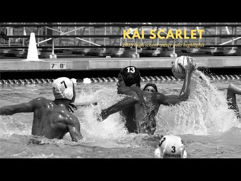 Kai Scarlet Junior Year Mira Costa High School Water Polo Recruiting Video
