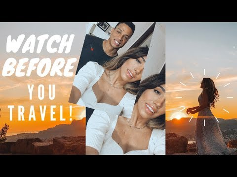 Watch before you travel to Europe!