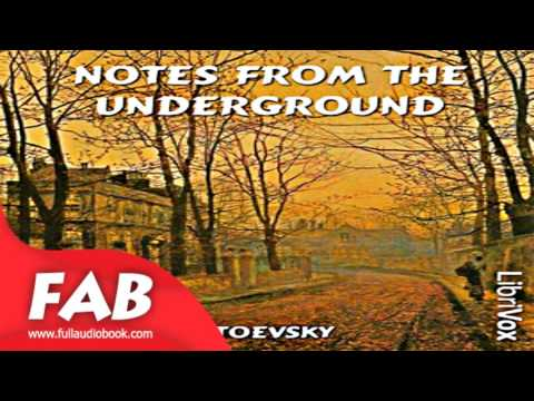 Notes from the Underground Full Audiobook by Fyodor DOSTOYEVSKY