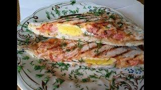 Идеальный завтрак или перекус за считанные минуты. Быстро, просто, а КАК Вкусно!