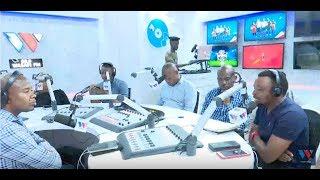 #LIVE : SPORTS ARENA KIVUMBI CHA SOKA LA NDANI - 11 NOV. 2019