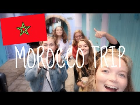 My trip to Morocco, Africa!