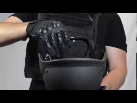 Level IIIA PASGT Ballistic Combat Helmet
