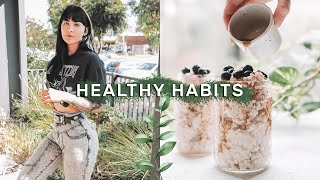 healthy habits to start before 2020 to feel better 🌱