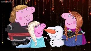 Frozen Libre Soy Disfrazada | Elsa, Anna, Olaf & Kristoff ADIVINA QUIEN ES