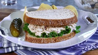 How to Make Chicken and Tuna Salad