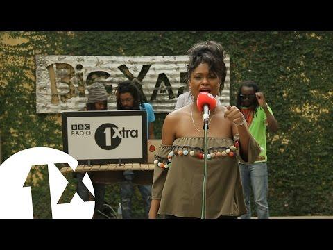 1Xtra in Jamaica - Teflon showcase for Toddla T & BBC 1Xtra