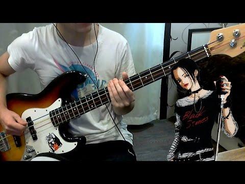 ANNA Inspi' NANA(BLACK STONES) - Rose [TV Size] [Nana/-ナナ- OP] Bass Cover