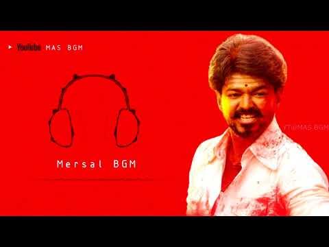 Mersal BGM | Mersal Vetrimaran BGM | Vijay | Tamil Whatsapp Status | Mas BGM