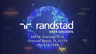 Welcome to Randstad Ormond Beach!