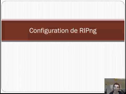 RIPng Cours et Configuration