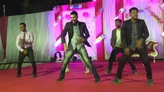 Make some noise for DESI BOYZ wedding dance performance | Pankaj Sonawane choreography | Iconic team