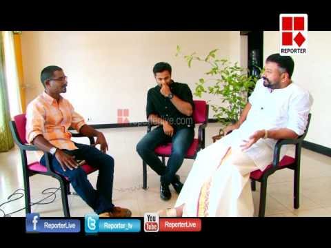 Achayans suviseshangal- Special interview with Jayaram and Unnimukundan│Reporter Live