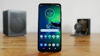 Motorola Moto G8 Plus unboxing and hands on