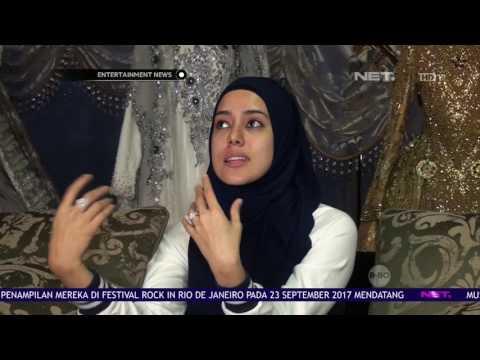 Fairuz A. rafiq Jalani Fitting Busana Pengantin