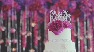 Surprises, flash mobs, and purple galore | Tulsa wedding film
