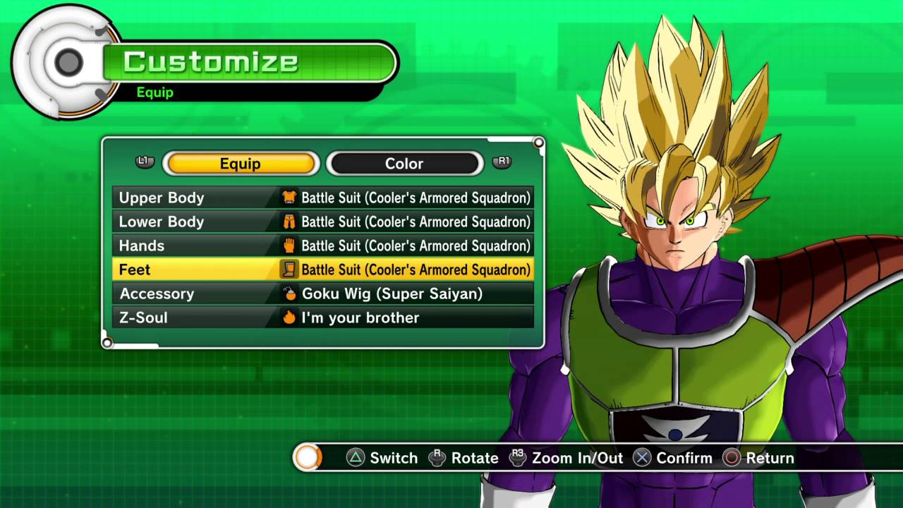 Where To Get Uub S Clothes Dragon Ball Xenoverse