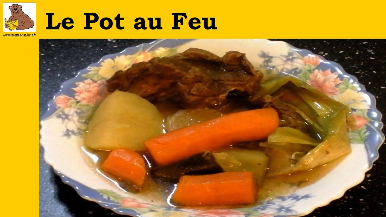 le pot au feu recette facile hd youtube. Black Bedroom Furniture Sets. Home Design Ideas