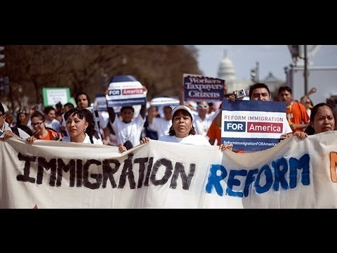 Immigration - GOP Realizes They Can't Alienate Latinos