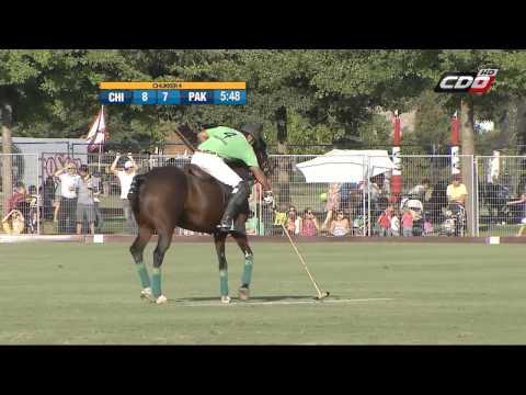 X World Polo Championship - Group B - Chile vs Pakistan